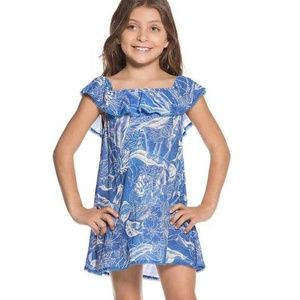 Maaji Blue Cat Fish Dress